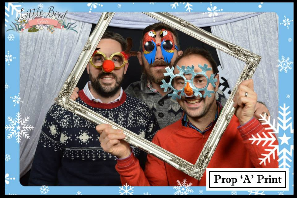 Christmas Photo Booth Chichester