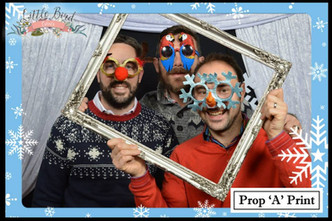 Have you booked our Christmas photo booth for your Wedding or Christmas Party?