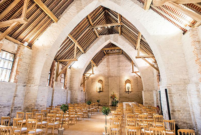 The Tithe Barn, Petersfield