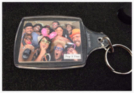 photo booth keyring, photo booth key ring, wedding favour, key ring wedding favour