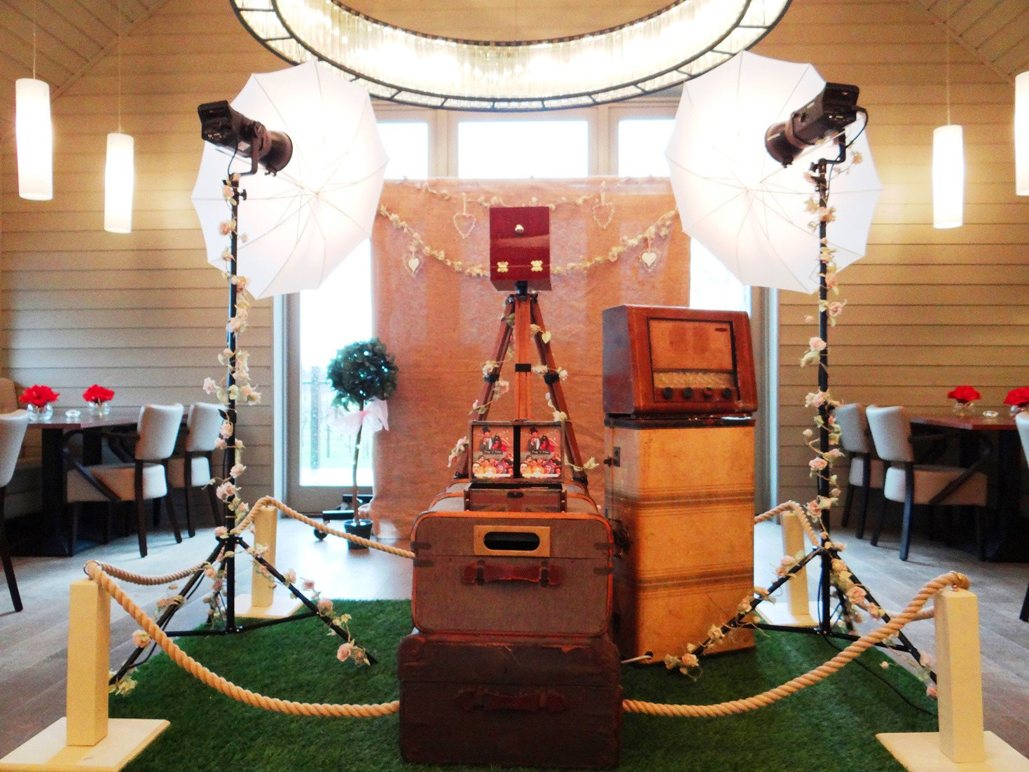 Photo Booth Chichester - Vintage