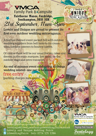 Prop 'A' Print - Photo Booth Hampshire - Fairthorne Manor End of Summer Festival