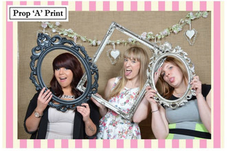 Prop 'A' Print - Photo Booth Hampshire - Skylark Country Club