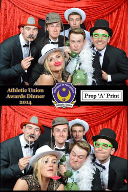 portsmouth university photo booth
