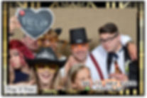 Great Gatsby Photo Booth, Open Air Photo Booth, Photo Booth Hampshire