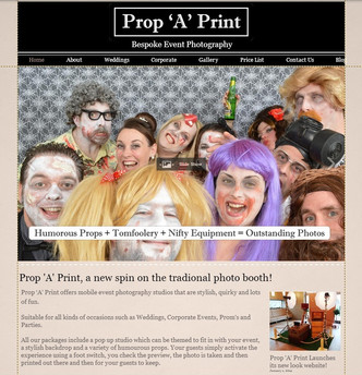 Prop 'A' Print Launches its new look Website for 2014