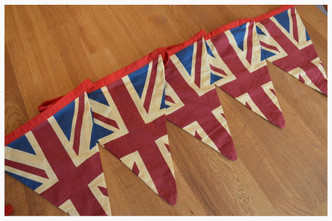 Choose from a selection of our buntings to make your wedding photo booth extra special!