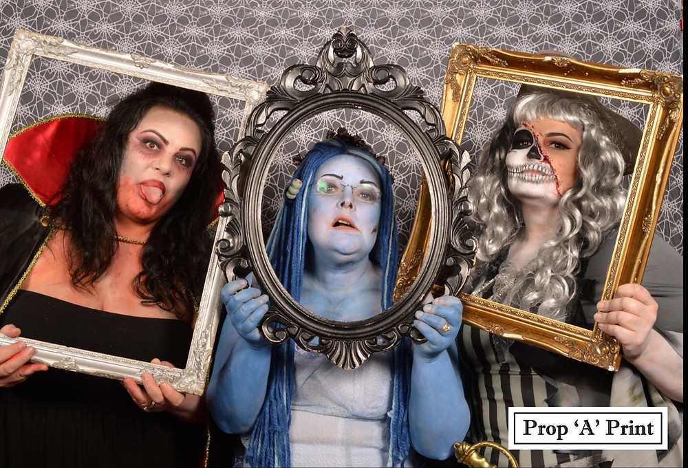Halloween Photo Booth, Halloween Hampshire