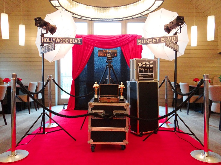 Hollywood Photo Booth Chichester