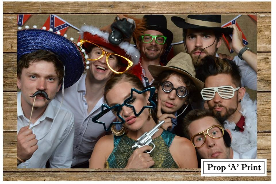 Photo Booth Hampshire - Vintage