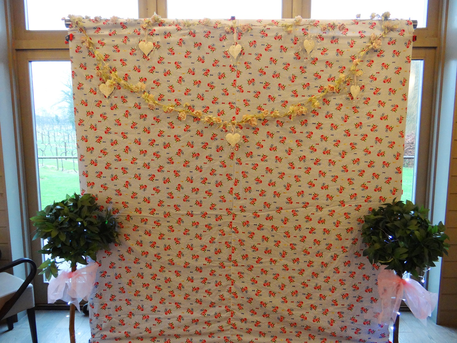 Photo Booth Hampshire - Shabby Chic