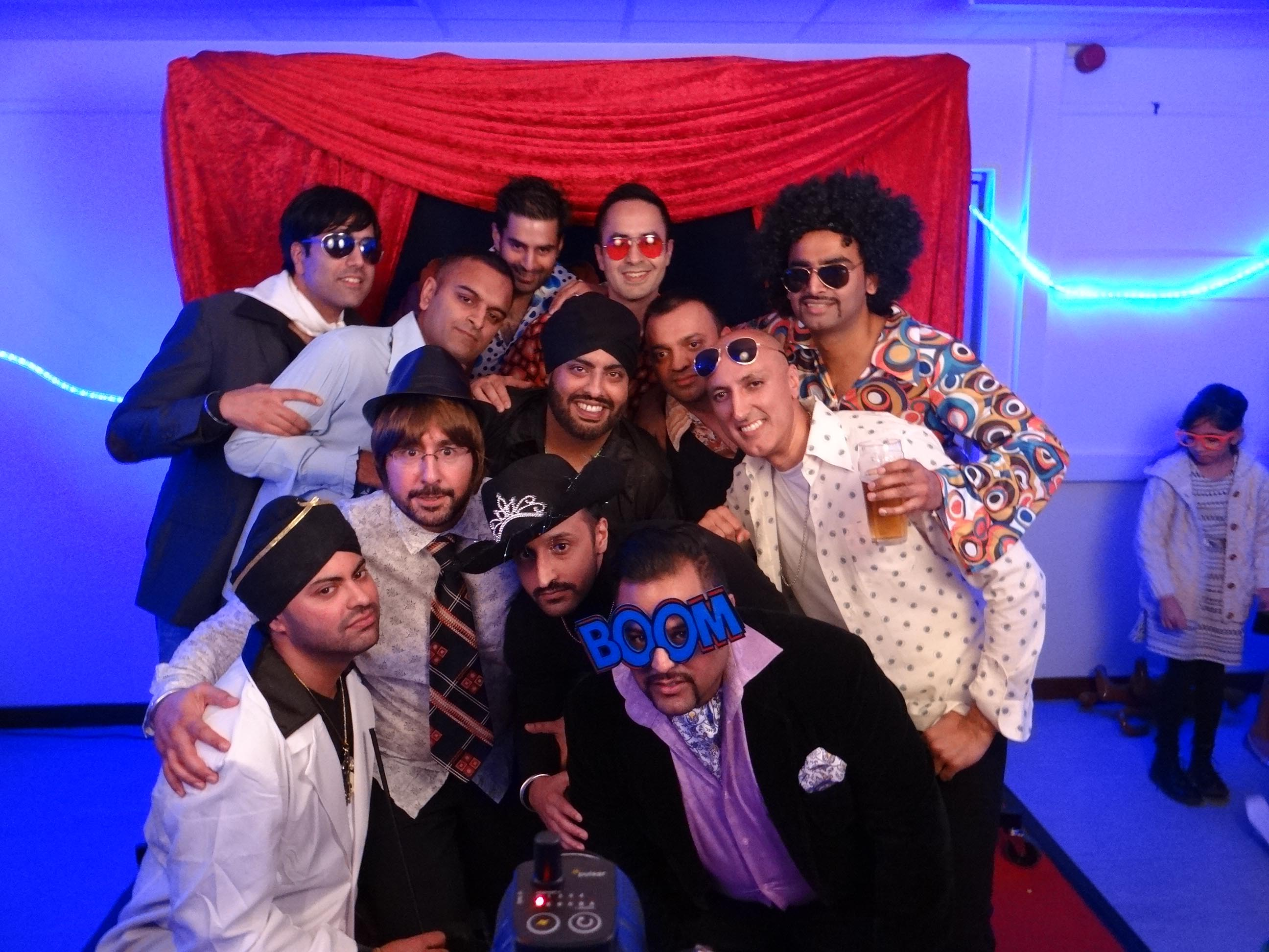 Bollywood Photo Booth Chichester