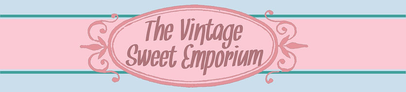 Vintage Sweet Emporium - Vintage Candy Buffet, Vintage Sweet Buffet