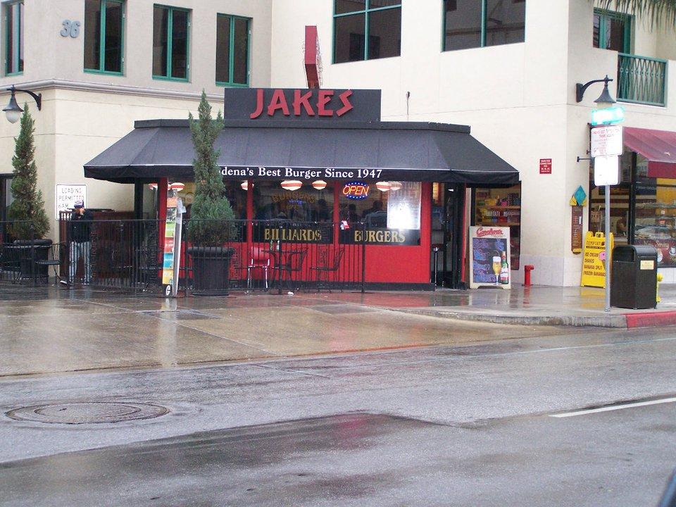 Pasadena Hamburger Stand