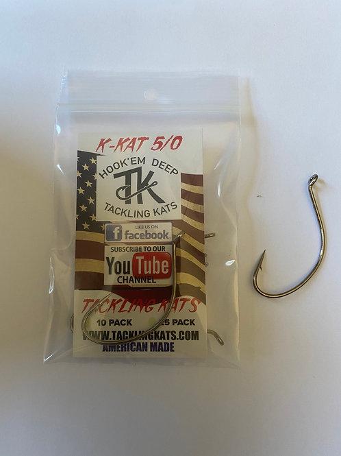 5/0 K-Kat, 10 Pack