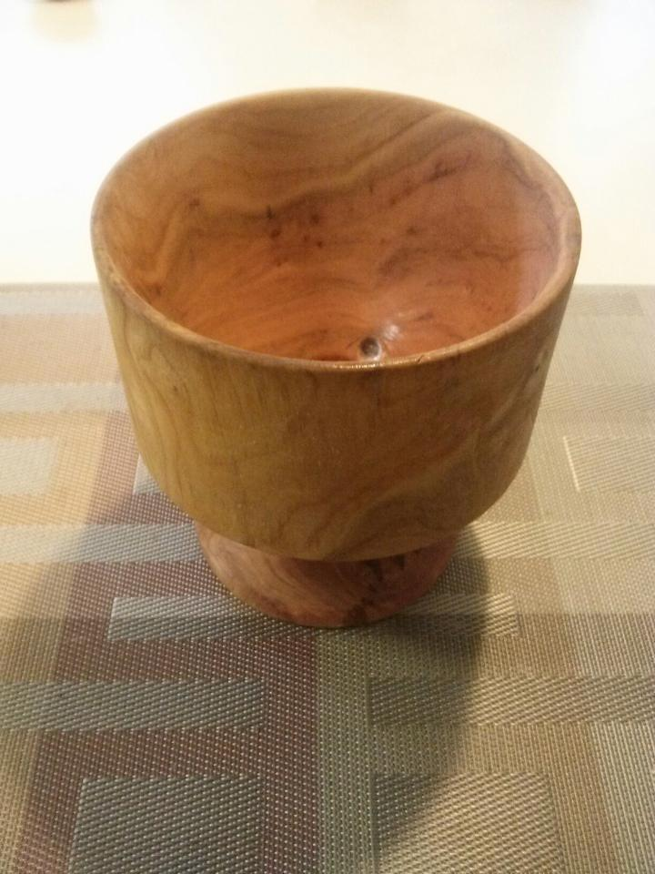 Small Designer Fruit Bowl