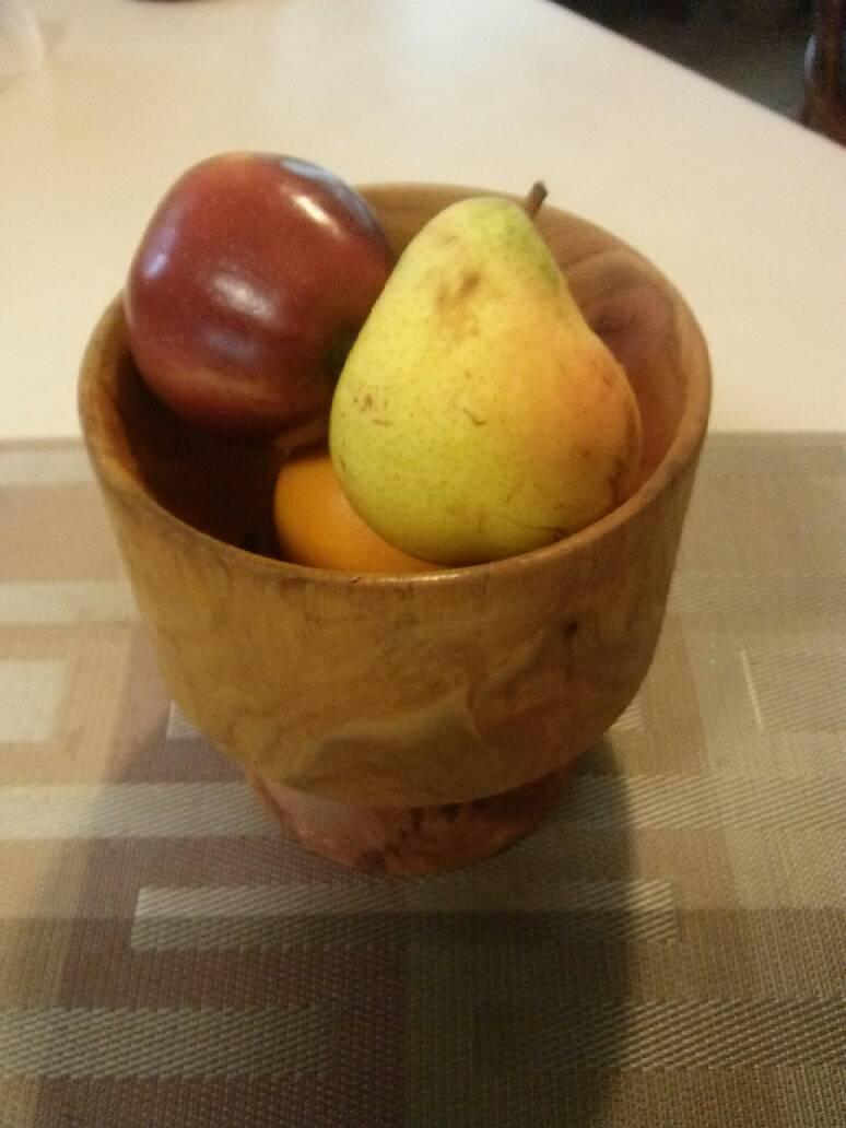 Designer Fruit Bowl