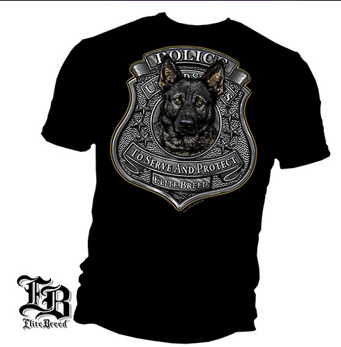 Elite Breed K-9 T-Shirt