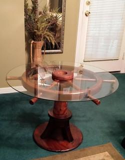 """Captain's Table"""