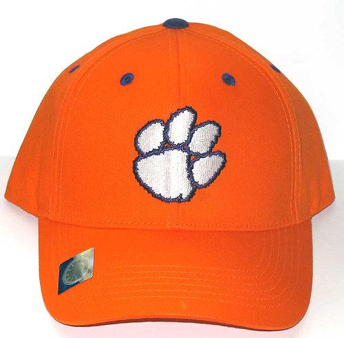 Clemson Tigers Classic Orange Cap