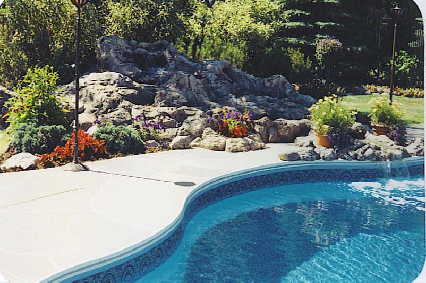 Gardens/Fountains/Waterfalls