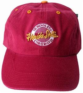 FLorida State Seminoles Low Profile Cap