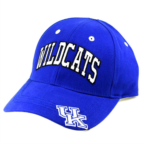 Kentucky Wildcats Staubach Cap- Royal Blue