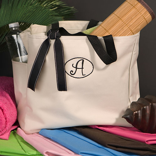 Personalized Smart Belle Tote