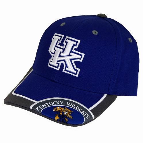 Kentucky Wildcats Cap Cornerview