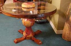 """Deluxe """"Captain's Table""""  33 in."""