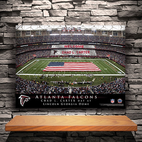 NFL Stadium Canvas Prints