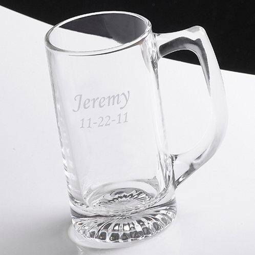 Personalized 12 oz. Sports Mug
