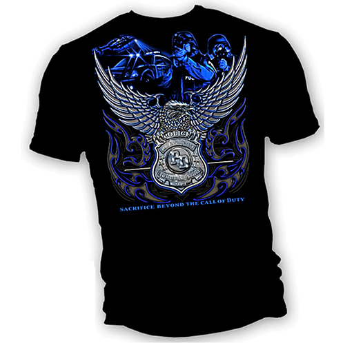 Elite Breed Law Enforcement Sacrifice T-Shirt