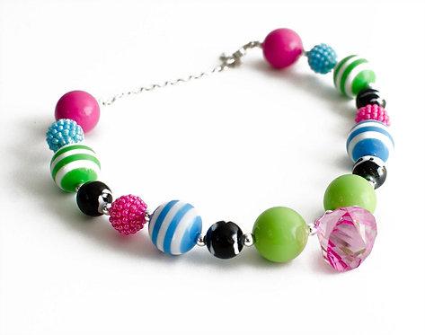 Wild Multi-Color Necklace