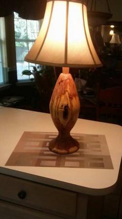 Oval Designer Lamp