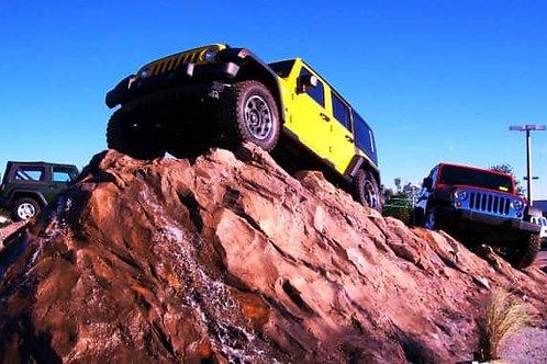 Jeep Displays