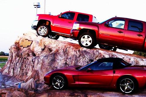 Chevrolet Displays
