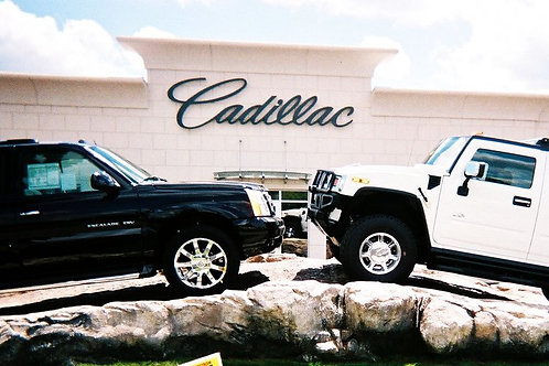 Cadillac Displays