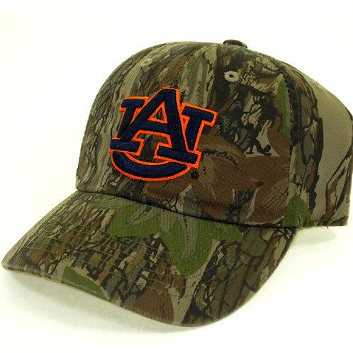 Auburn Tigers Camo Cap