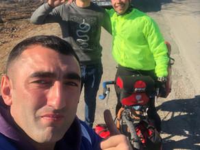 """Aserbaidschan - Bruderschaft der """"Turk"""" sowie """"Stan""""-Länder und viel Zeit im Hafen"""