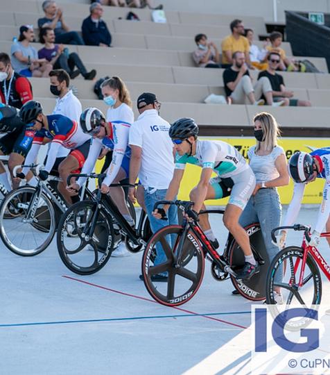 3. Rang -Schweizermeisterschaften Sprint Omnium - Keirin 3.png