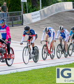 3. Rang -Schweizermeisterschaften Sprint Omnium - Keirin