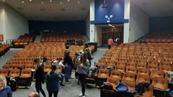 Rehearsal Break
