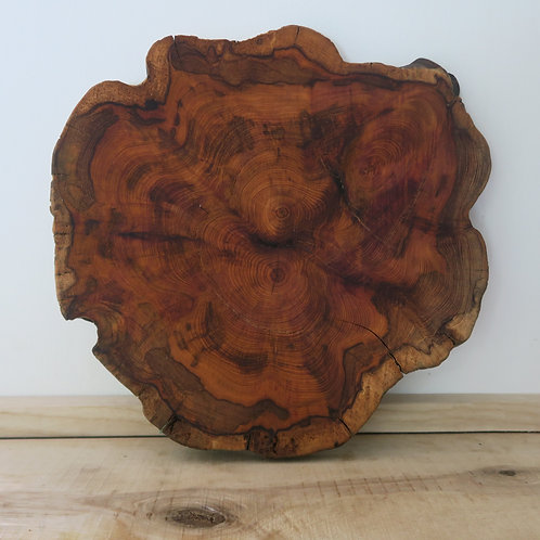 Ewe rustic platter