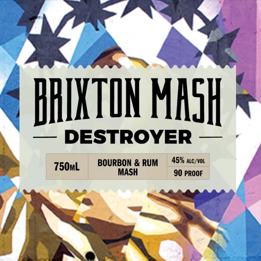 Brixton Mash Destroyer
