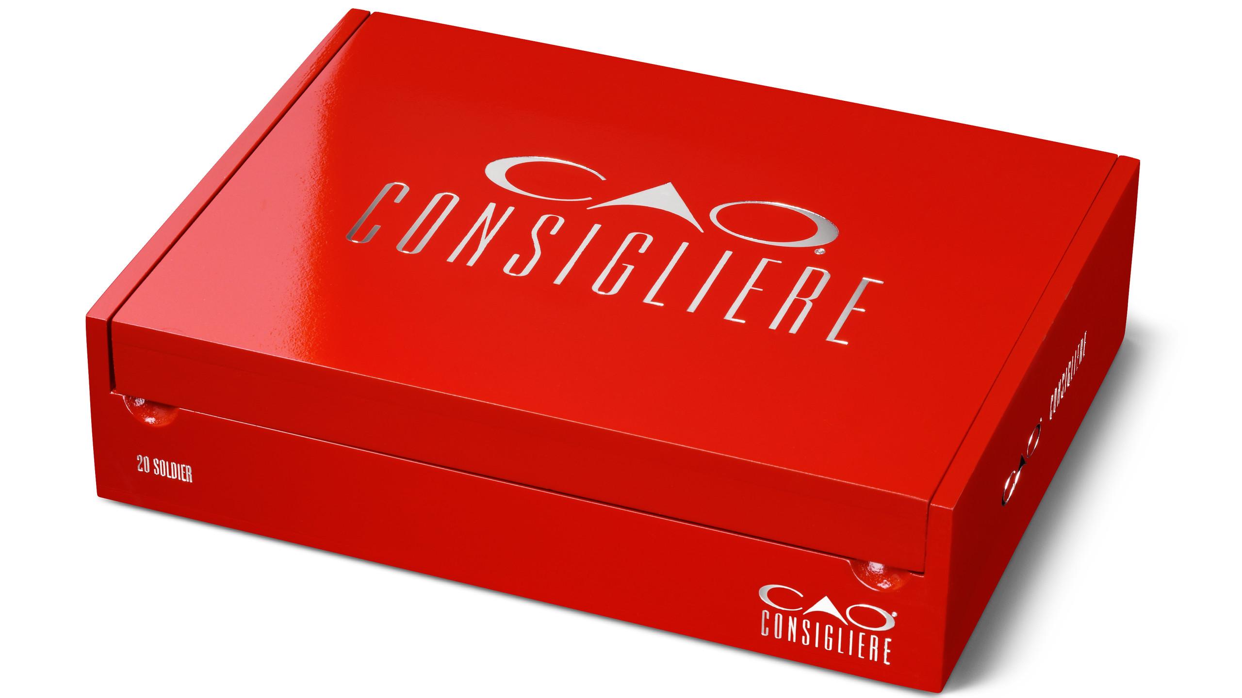 CAO Consigliere box