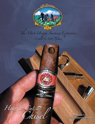 Courtesy of La Flor Dominicana Cigars