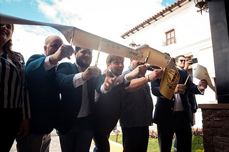 Tabolisa 2 Inauguration
