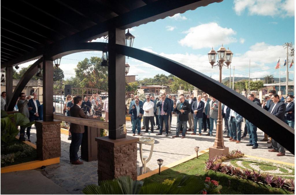 Oliva's Tabolisa 1 Inauguration