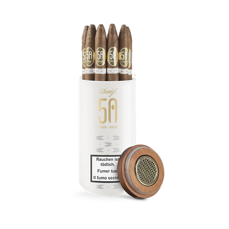 Davidoff Celebrates Their Golden Anniversary With New Releases